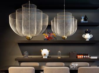 lightfactory_moooi_meshmatics_chandelier_rick_tegelaar_showroom_toonzaal_hasselt